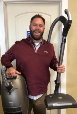 Adam with vacuums
