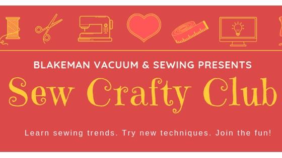 Sew Crafty Club