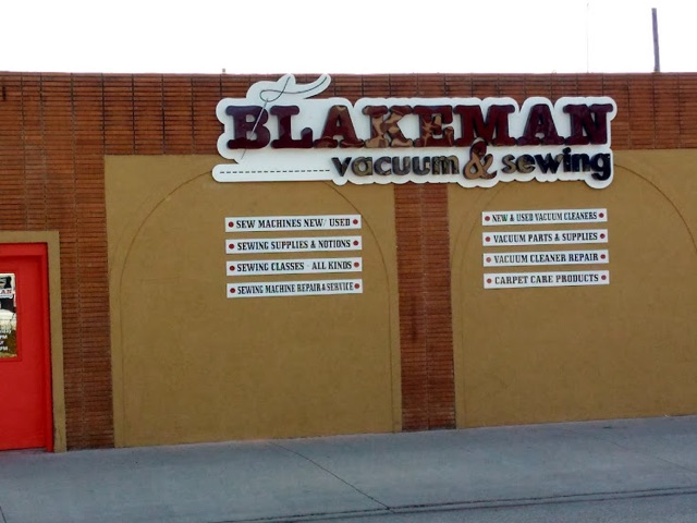 vacuum and sewing store Loveland Colorado